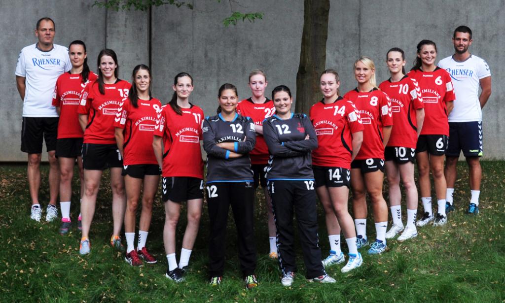 Mannschaftsfoto 2016-17