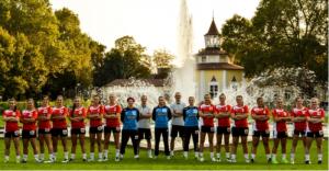 Die TSG Friesenheim 2016/2017 ist gut aufgestellt