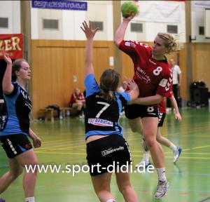 TVM Spielmacherin Lea Schmidt will Mainz trotz Verletzung Dampf machen
