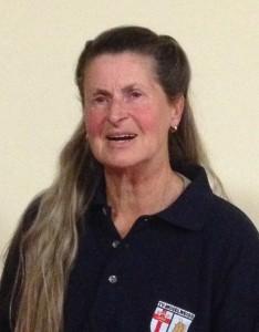 Abteilungsleiterin Breitensport - Inge Lenz